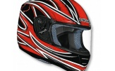 Casco VEGA  Trak Jr Karting Helmet